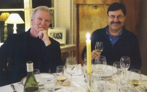 A formal sit down tasting with Doug Barzelay (Image courtesy Marquis Wine Cellars)