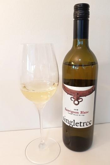 Singletree Sauvignon Blanc 2018