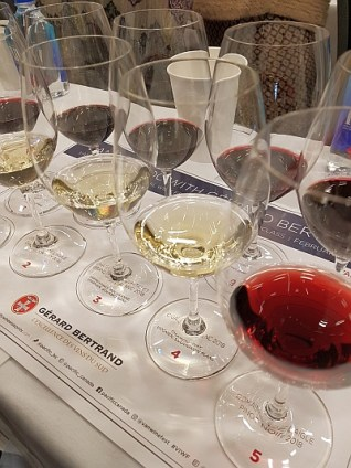 Languedoc Masterclass with Gérard Bertrand's wines