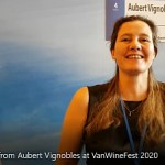Winery principal interviews at VanWineFest 2020