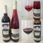 Monte Creek Ranch Rosé 2019 and Hands Up Red 2017