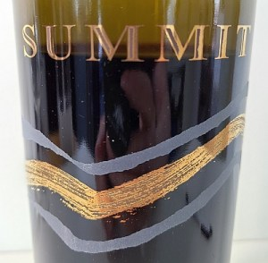 Mt. Boucherie SUMMIT 2017 bottle