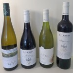 Pewsey Vale Eden Valley Riesling 2018, the Yalumba Y Series Viognier 2019, Yalumba Samuel's Collection Barossa Grenache Shiraz Mataro 2016, and the Yalumba Samuel's Collection Barossa Shiraz 2017