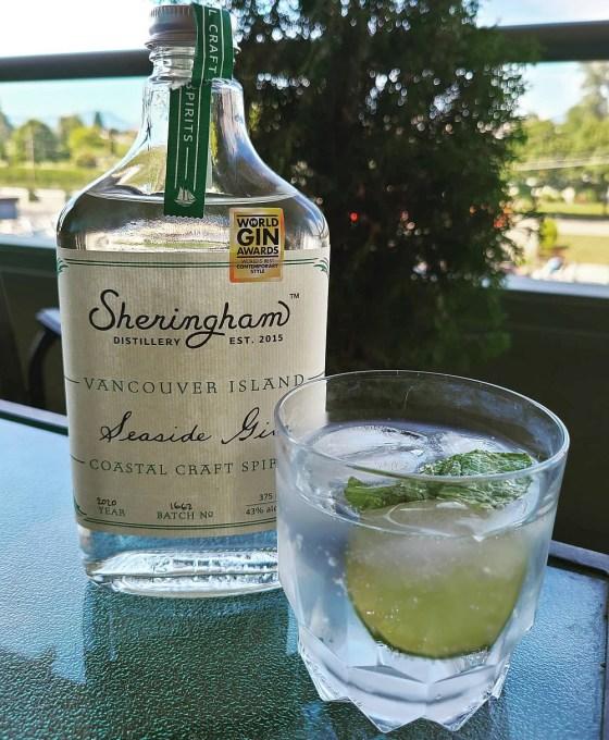 Sheringham Distillery gin from JAK's