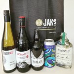 The JAK's wine, beer, cider, and spirits package sm
