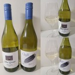 Blue Grouse Estate Winery Estate Ortega and Q White 2019 wines