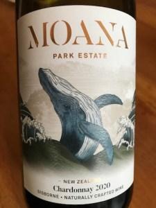 Moana Park Estate Growers' Collection Gisborne Chardonnay 2020