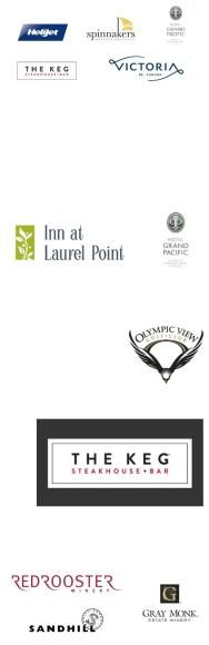 BC Hospitality Foundation lottery sponsors