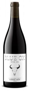 Blue Ox Wine Co Cabernet Franc 2019