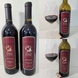 Enrico Winery Braveheart Cabernet Libre 2017 and King's Council Reserve Vintner's Blend 2018