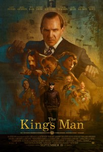 The King's Man poster (courtesy IMDb)