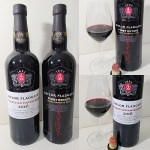 Taylor Fladgate Late Bottled Vintage Port 2016 and Taylor Fladgate First Estate Reserve Port wines