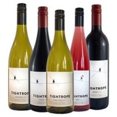 Tightrope Winery Assortment of wines