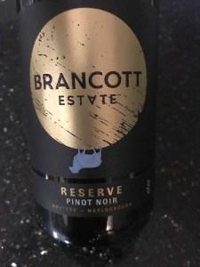 Brancott Estate Reserve Marlborough Pinot Noir 2020