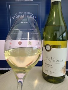 International Viognier Day with Yalumba The Y Series Viognier 2019