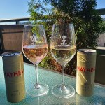 Mayhem Wines Rosé and Pinot Gris 2020 in cans