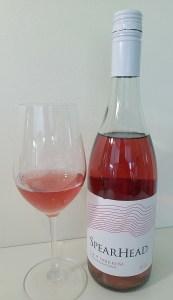 Spearhead Winery Pinot Noir Rosé 2020