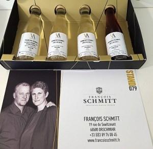 Domaine Francois Schmitt wines