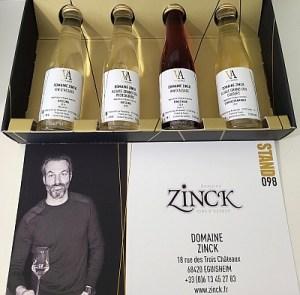 Domaine Zinck wines