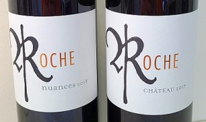 Roche Wines Nuances and Chateau labels