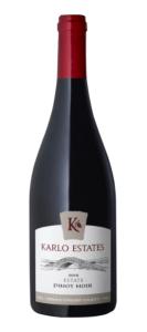 Karlo Estates Winery Estate Pinot Noir 2018