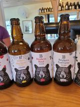 The Bricker Cider Company sample of ciders