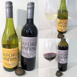 Oxford Landing Chardonnay, 2020 and Cabernet Sauvignon, 2019