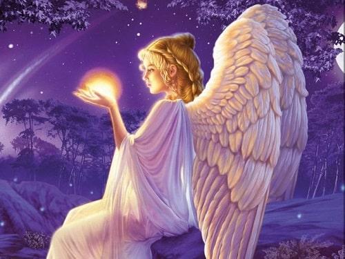Часы ангела на июнь
