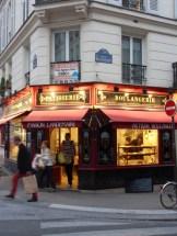 Rue des Martyrs ... à Paris (7)