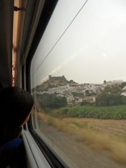 Dernière impression de Cordoue et voyage en train (57)