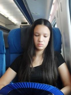 Dernière impression de Cordoue et voyage en train (60)
