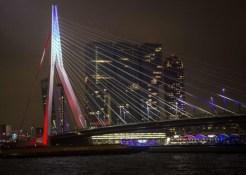 Rotterdam-(Pays-Bas)-Le-pont-Erasmus