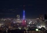 Tokyo-(Japon)-Tokyotower
