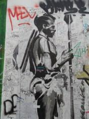 Berliner Mauer - East Side Gallery (15)