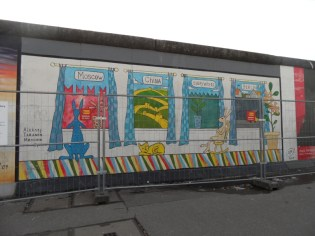 Berliner Mauer - East Side Gallery (29)