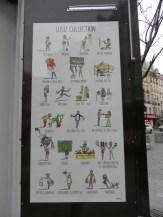1. De Beaubourg à la Bastille (67)