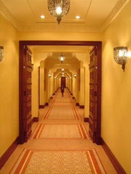 Al Qasr Hotel Dubai 2005