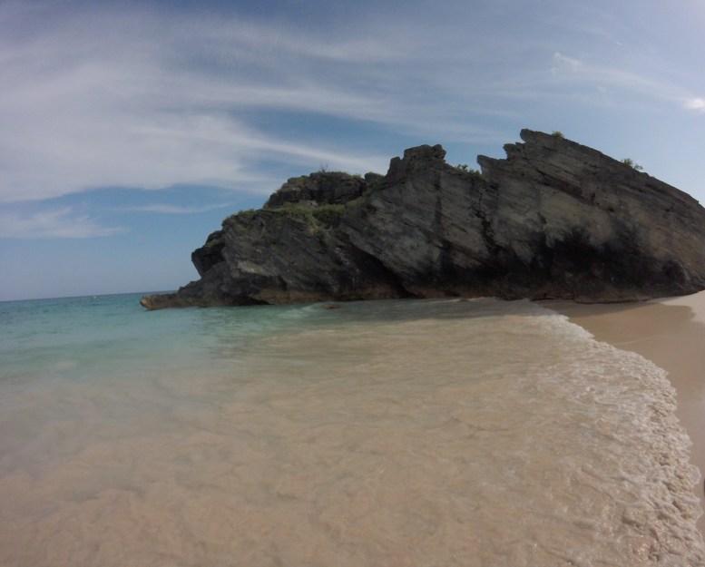 The Big Rock on Horseshoe Bay