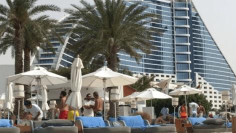 Cove Beach & Jumeriah Beach Hotel 2017