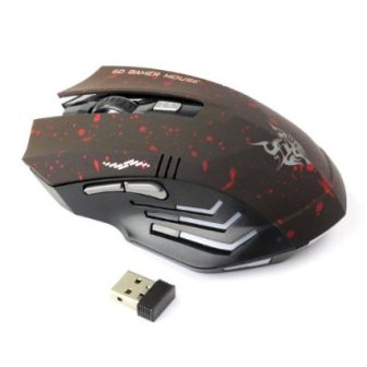 Top 10 Best Wireless Gaming Mouse Reviews 2015