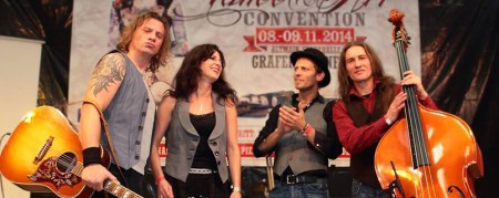 mywood & Band - Tattoo Convention Schweinfurt 2014
