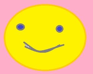 Emoji- Happy face!