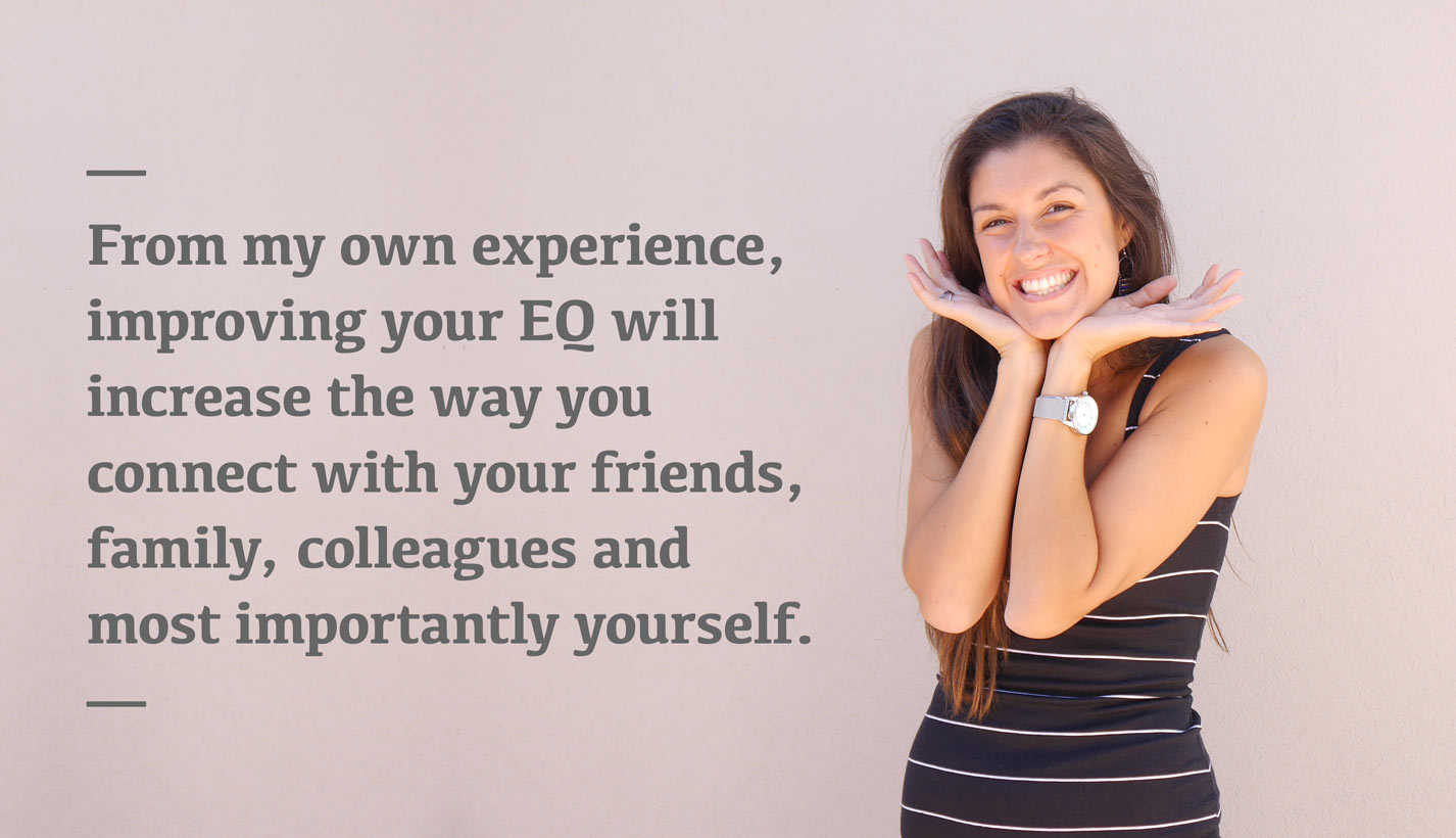 Danielle Stewart shares her tips on improving your emotional intelligence