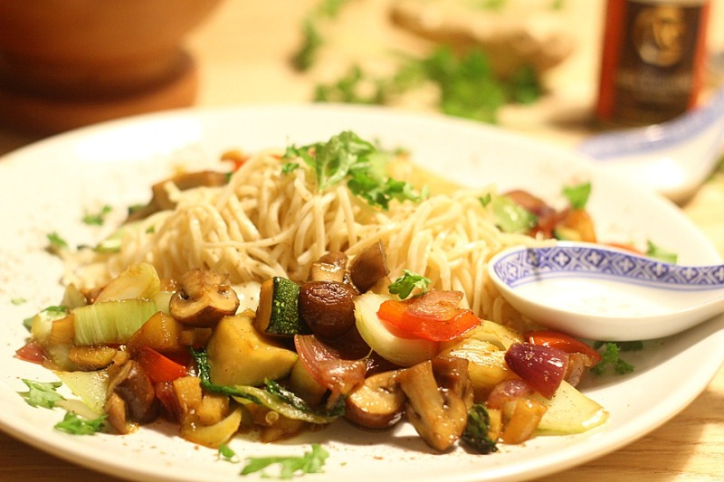Chinese recipes secret tips for cooking my words thoughts never over cook vegetables for chinese dishes to get the correct flavour stir fry is the best option in this method vegetables are fried for 2 minutes in forumfinder Image collections