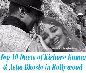 Duets of Kishore Kumar & Asha Bhosle