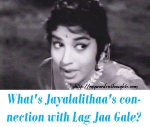 Jayalalithaa Woh Kaun Thi