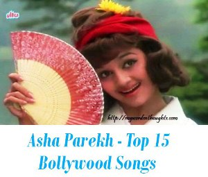 Asha Parekh top songs