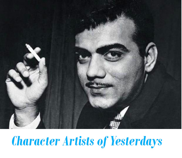 Bollywood Character Artists - Old Generation