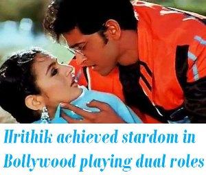 Hrithik dual roles