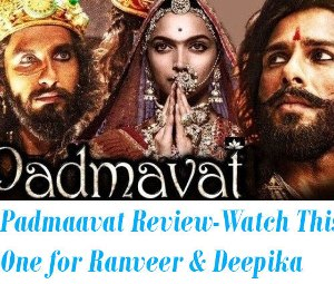 Padmavati review